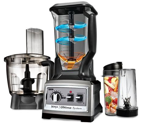 blender processor food ninja combo kitchen blenders ultima system bl820 mixer manual things dough blended making hp motor chopper them