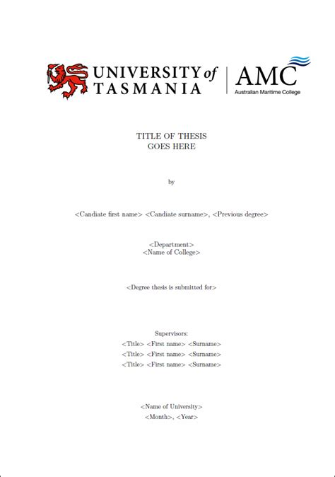 Template Tex Thesis by Thesis En Latex