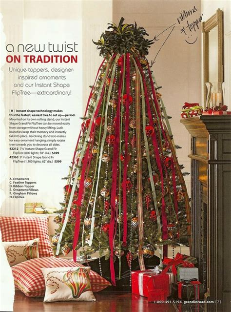 Tree Decorations Ideas With Ribbons by 10 Tree Decorating Ideas And Tips Tatertots And Jello