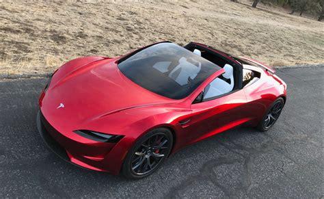 Tesla Unveils Electric Sports Car As Semi Truck Makes