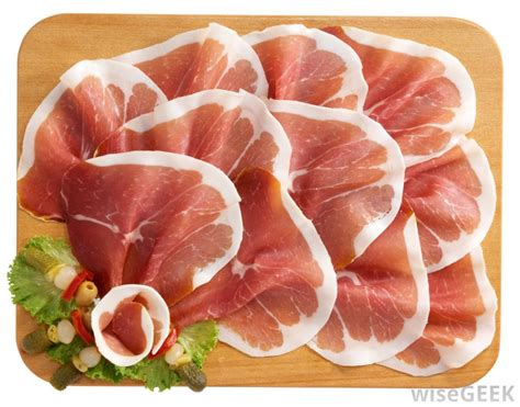 what is prosciutto what is prosciutto with pictures