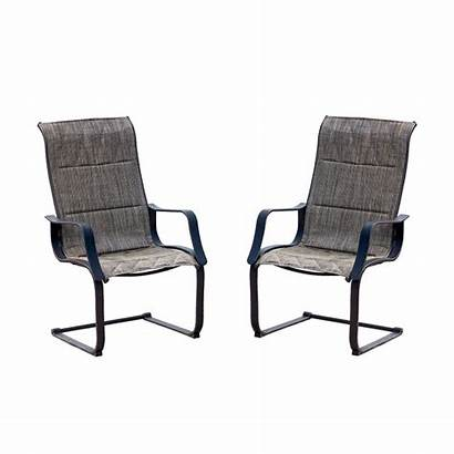 Dining Chair Spring Outdoor Sling Patio Chairs