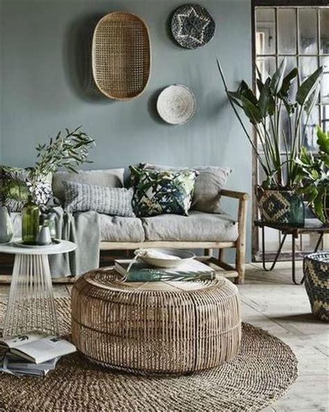 maison coloniale canapé deco en rotin ambiance tropicale mode and deco com
