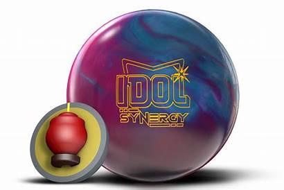 Idol Synergy Roto Grip Bowling Ball Aboveallbowling