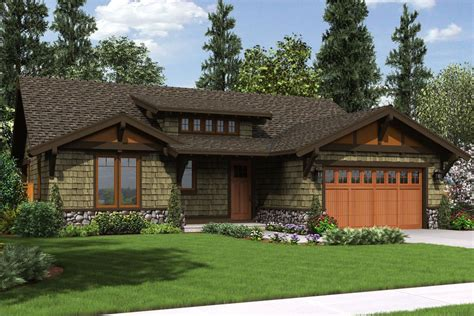 Craftsman Style House Plan 3 Beds 2 Baths 1641 Sq/Ft