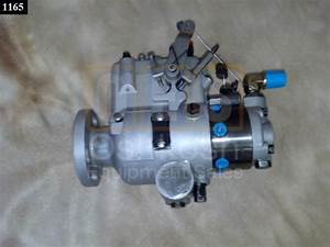 Stanadyne Roosa Master Fuel Injection Pump  Re