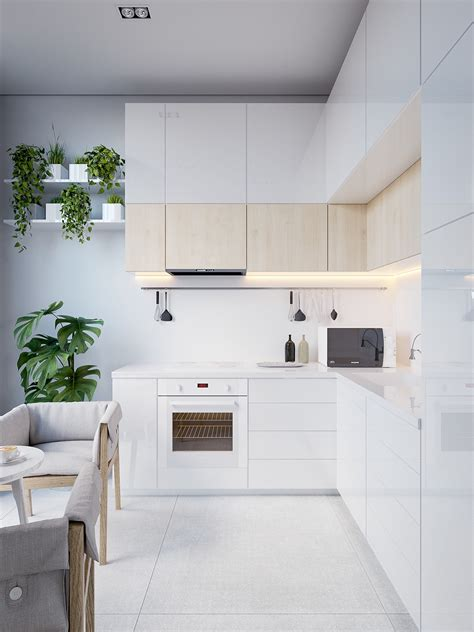 minimalist kitchens   super sleek inspiration