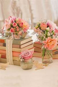 best 25 shabby chic centerpieces ideas on pinterest With vintage wedding decorations ideas