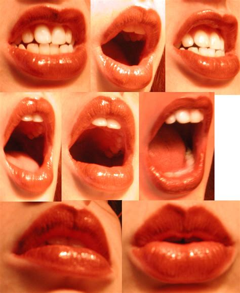 reference images  artists photo lips references ps