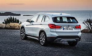 2016 BMW X1 On Sale In Australia From 49500 New FWD