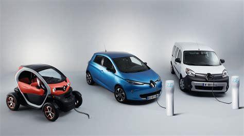 Nextgen Renault Zoe And Nissan Leaf Will Share A New Platform