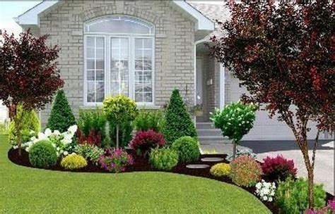 excellent front yard landscaping ideas  copy asap homyfeed
