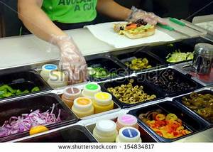 Toronto - September 5: A Subway Fast Food Restaurant On ...