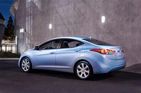 2013 Hyundai Elantra Reviews And Rating