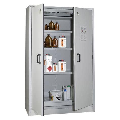 armoire pour produits chimiques anti feu 90 minutes hartmann chimie protect 600 az fournitures