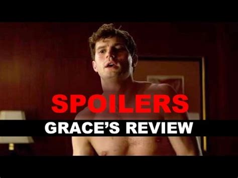 Fifty Shades Of Grey Synopsis Spoiler by Fifty Shades Of Grey Review Spoilers Beyond The