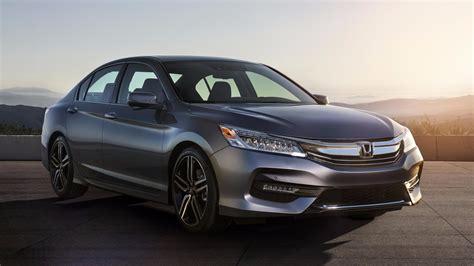 2017 Honda Accord Sedan The Classiest Midsize Sedan In