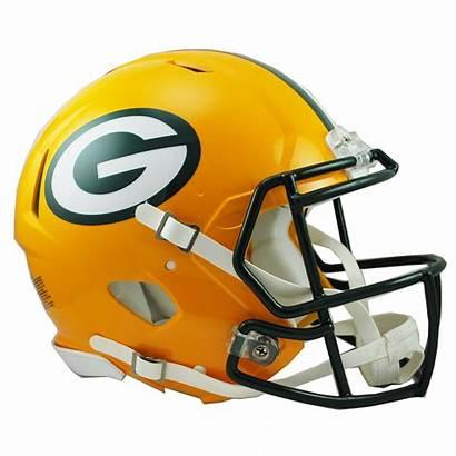 Packers Helmet Bay Football Helmets Nfl Speed