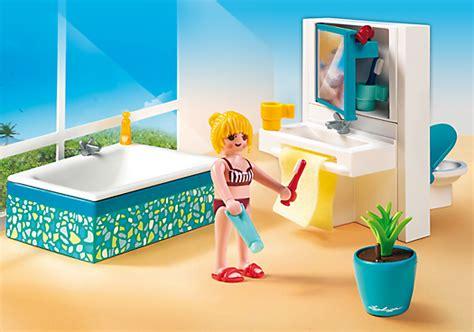 Modernes Badezimmer  5577  Playmobil® Deutschland