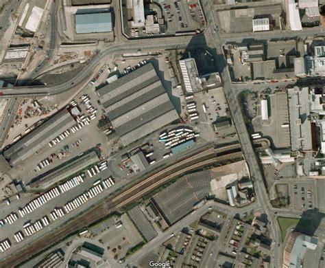 asbestos survey belfast transport hub translink