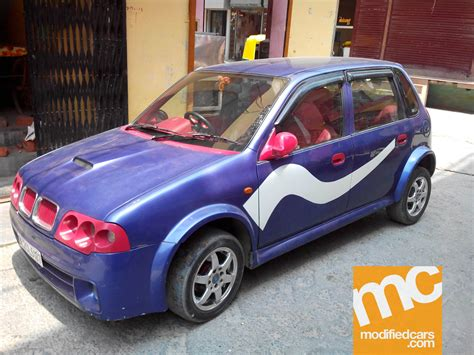 Modified Red Zen Cars  Wwwimgkidcom  The Image Kid Has It