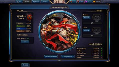 eternal card game unreleased apk  android apps
