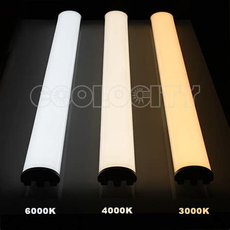 6k Hid Lights by Warm White Outdoor Linear Led Light Fixture 3000k