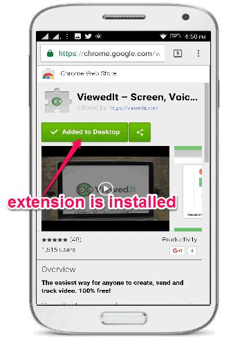 chrome android extensions how to install chrome extensions to desktop from android