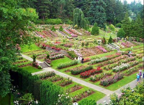 portland gardens places to visit oregon