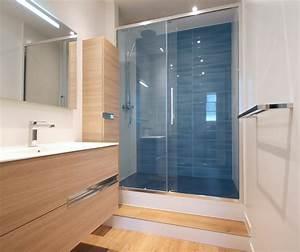 salle de bain style nordique dootdadoocom idees de With salle de bain style nordique