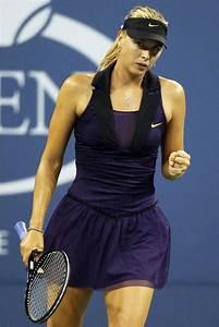 Maria Sharapova Best Tennis Outfit wears