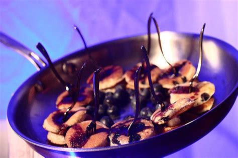 late night luxe occasions caterers