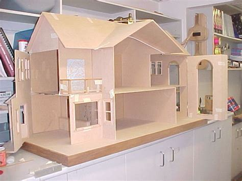 Home Design Ideas Build by How To Build A Dollhouse From Scratch Design Ideas With