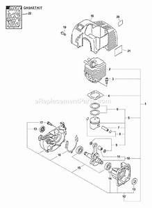 Echo Srm 210 Carburetor Diagram