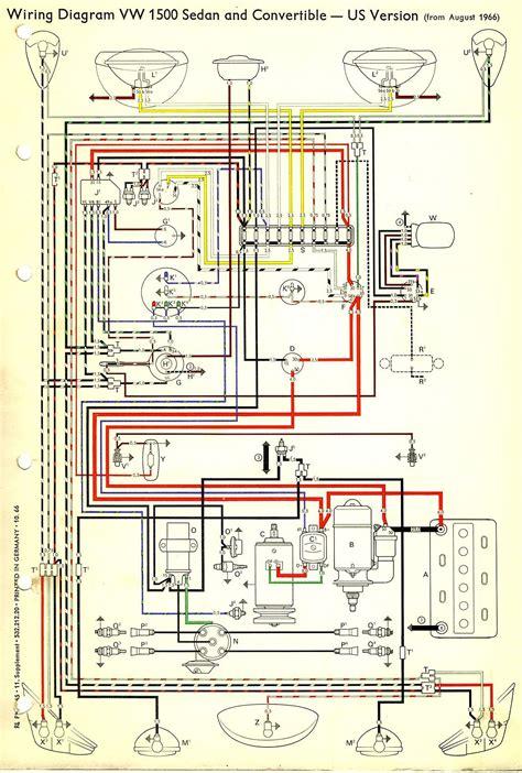 1967 beetle wiring diagram usa thegoldenbug best