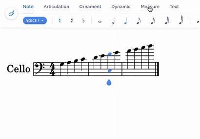 Flat Updates April Clef Cello Clefs Change