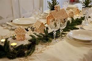 Idee Deco De Table Noel : deco centre de table noel ~ Zukunftsfamilie.com Idées de Décoration