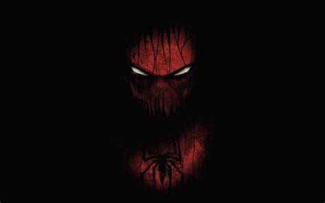 red black spiderman hd superheroes  wallpapers images