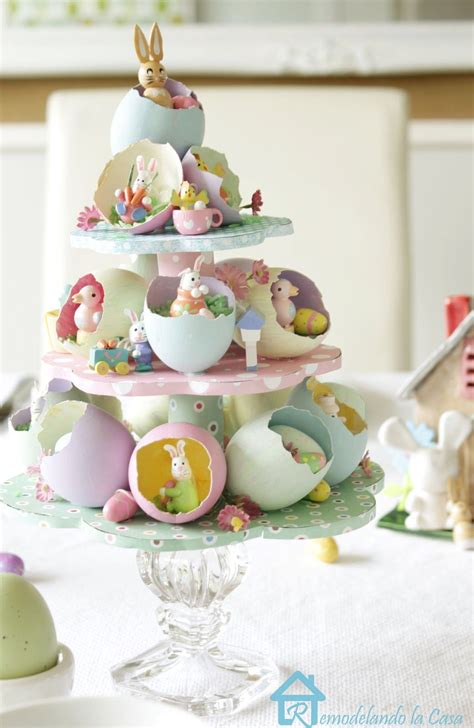 Oster Eierbecher Basteln by Easter Egg Tree Centerpiece Oh Where Ar T Thou