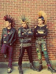 Write Better Characters - Clothing | Trousers, A punk and ...