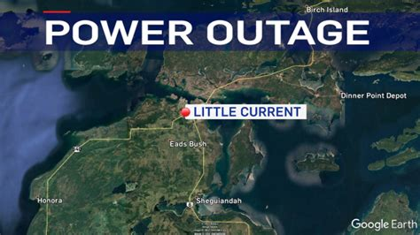 manitoulin island hit  power outage ctv news