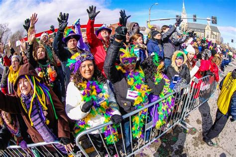 Soulard Mardi Gras Festivities