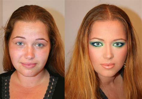 16 фото до и после показывающих всю силу макияжа . AdMe — Творчество. Свобода. Жизнь.