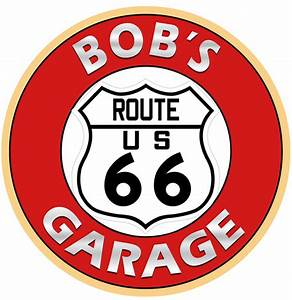 Garage Route 66 : dg 1c custom route 66 garage custom metal sign ~ Medecine-chirurgie-esthetiques.com Avis de Voitures