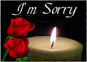 Sorry Wallpapers For Love Free Download - impremedia.net