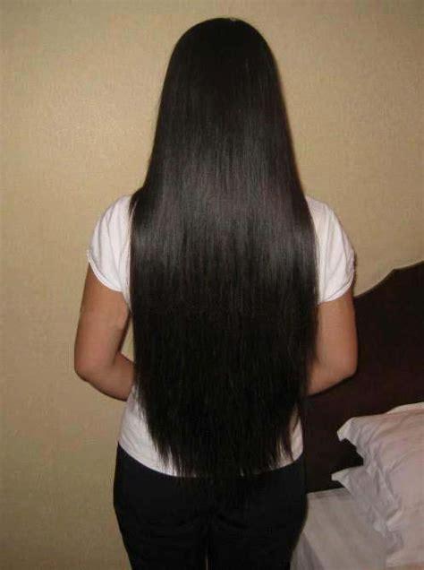 Rambut Panjang dan Indah / Beautiful Long Hair