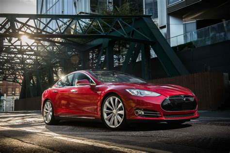 Tesla Car : Tesla's New 762hp Model S P90d With €�ludicrous' Speed