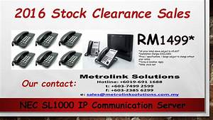 Nec Pabx System And Keyphone System Malaysia