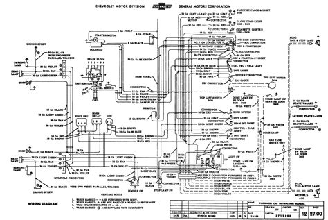 Chevy Truck Fuse Box Wiring Diagram Images
