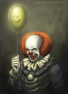 pennywise by raulman on DeviantArt